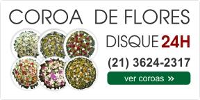 Coroa de Flores Rio de Janeiro